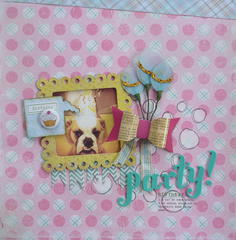 Party! - Tando Creative Chipboard