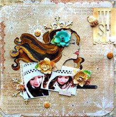 Wish - C'est Magnifique December Kit