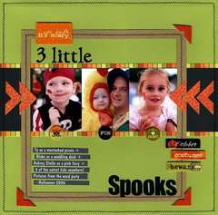 3 Little Spooks