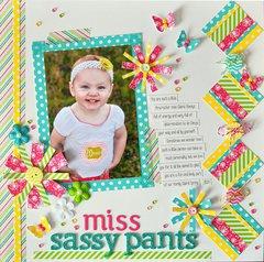 Miss Sassy Pants