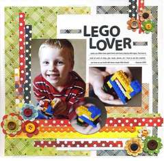 Lego Lover