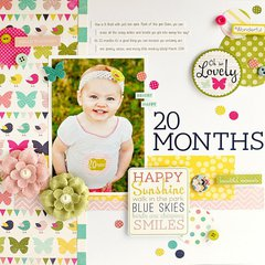 20 Months *My Creative Scrapbook Kits*