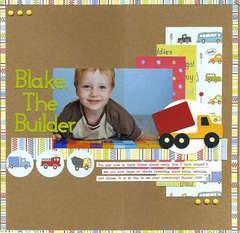 Blake The Builder