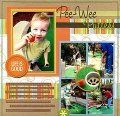 Pee-Wee Putters