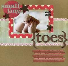 Small, Tiny, Toes