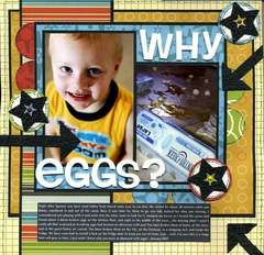 Why Eggs?