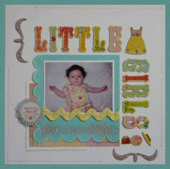 Little girls....