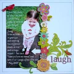 * laugh *