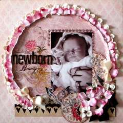 newborn beauty