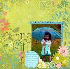* Spring Rain *