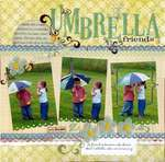 * Umbrella Friends *