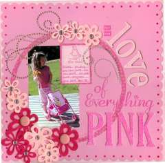 for the love of everything PINK