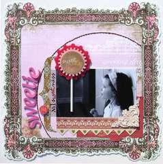 Sweetie *Pink Paislee Sweetness*
