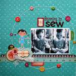 Learing to sew