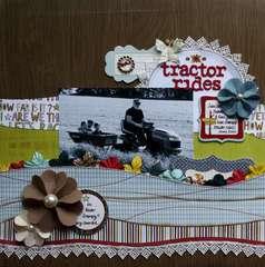 Tractor Rides ***Prima***