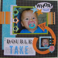 Double Take - Lucky 7 Contest - Funny