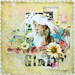 Shabby Chic Girl