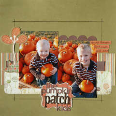 The Pumpkin Patch Kids