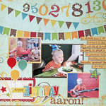 Happy Birthday, Aaron!