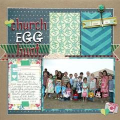 Church Egg Hunt