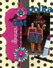 Polka Dot Dinner