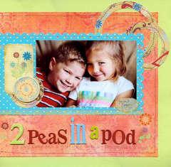 2 peas in a pod