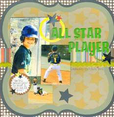 all star player