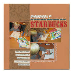 Homeschooling in Starbucks