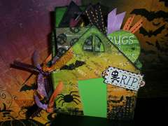 Bugs and Hisses Halloween Mini Album