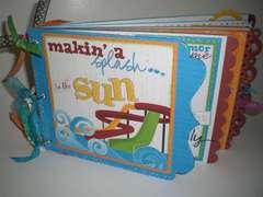 Makin' a splash...a mini album