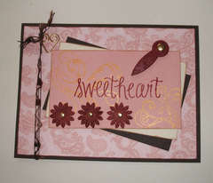 Sweetheart Card