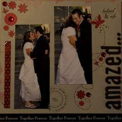 Amazed--Wedding Dance