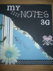 My notes 3G