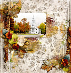 Autumn in New England - Maja Design DT and Prima