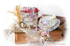 Valentines Candy Dish - ZVA