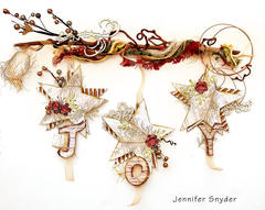 Joy Garland - FabScraps