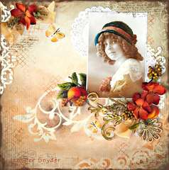 Peach Harvest - Studio 75