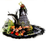 Halloween Witches Hat -Prima Marketing DT