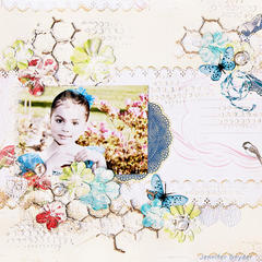 Little Dancer -Scraps of Elegance - CSI case #42