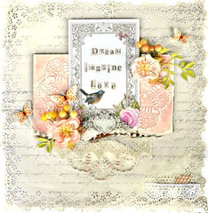 Dream Imagine Love - Flying Unicorns