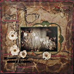 Spring Bloom - Scraps of Darkness