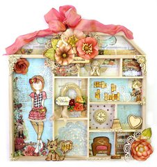 Julie Nutting Doll House - Prima