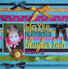Blayke by Guiseppa Gubler