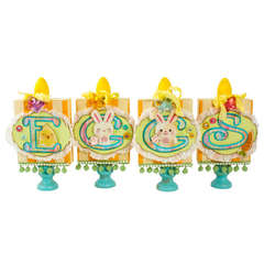 Easter Egg Holders featuring Hippity Hop from Imaginisce