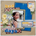 Hot Summer Days featuring Endless Summer from Imaginsce