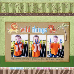 Wild Things Clever Oaken by Joey Whitaker