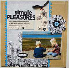Simple Pleasures by Cari Locken