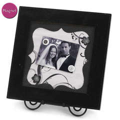 12x12 Wedding Themed Magnet Frame