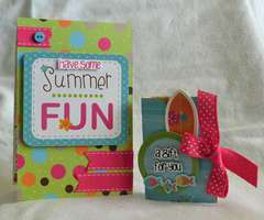 Summer Cards by Guiseppa Gubler