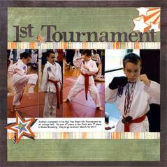 1st Tournament